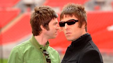 Noel and Liam Gallagher have not performed together since 2009.