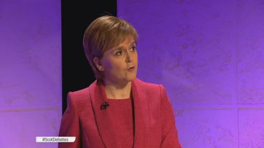 Nicola Sturgeon: Told debate of chat with Dugdale after Brexit.