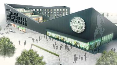 Development: Artist's impression of potential new development.