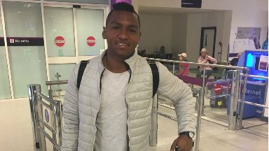 Deal: Morelos has completed his move to Rangers.