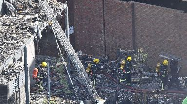 Grenfell Tower: Review of regulations announced in Scotland.