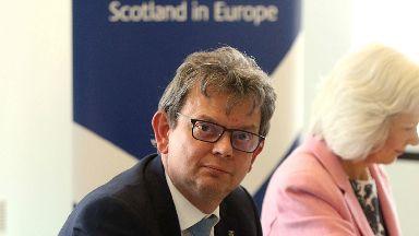 Knighthood: Glasgow University principal receives top honour.