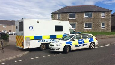 Police: Gary Clampett was found dead at a property in Fraserburgh, Aberdeenshire.