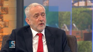 Jeremy Corbyn said Labour favoured a softer Brexit deal.