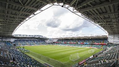 Windsor Park: Celtic travel to Belfast.