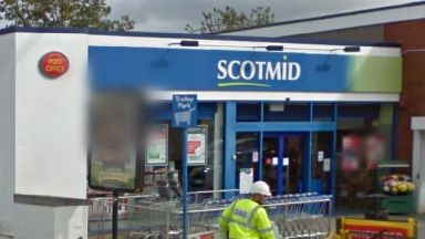 Scotmid: Kidd has been jailed over the raid.