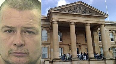 Derek McLaren: Domestic abuser given extended sentence of ten years.