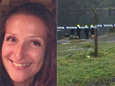 Prestonfield Quarry: Police pulled body from water on Monday morning.