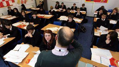 Teachers: Over half say work pressure affected mental health.