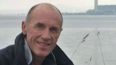 Arnold Mouat: Body found at home after a month.