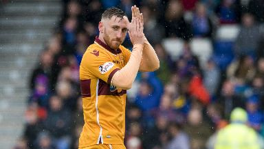 Target: Louis Moult is wanted by Derek McInnes at Aberdeen.