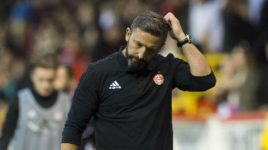 Quit? Derek McInnes may have to take matters into his own hands.
