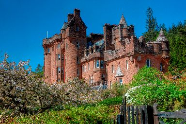 The castle can be yours for £3.75m.