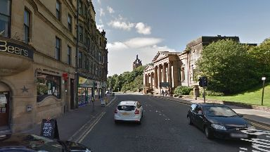 Paisley: The only place in Scotland nominated.