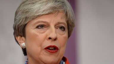 Theresa May: The Prime Minister's spokesman says she will 'remind' ministers tomorrow.
