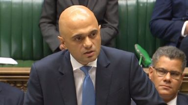 Mr Javid said temporary accommodation had already been offered to all Grenfell families