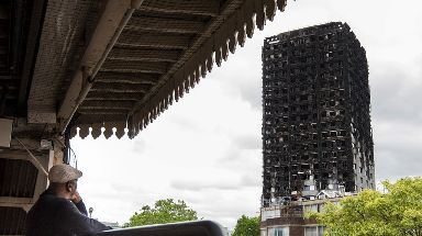 More than 160 families from Grenfell tower have received offers of temporary accommodation