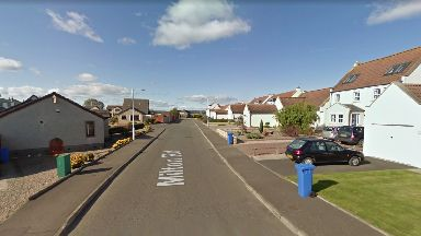 Milton Road: Man was taken to hospital after explosion in Pittenweem.
