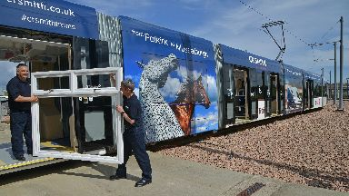 Trams: Each vehicle will feature a bespoke artwork.