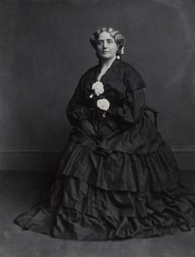 Catherine Cranston, widely known as Kate Cranston or Miss Cranston.