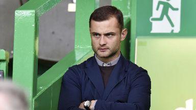 Return: Shaun Maloney is back at Celtic Park.