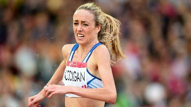 McColgan: Qualified for Sunday's final.