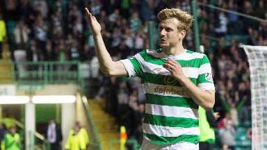 Target: Southampton eyeing move for Stuart Armstrong.