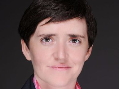 Anne Marie Waters founded the Sharia Watch pressure group