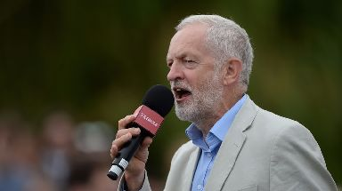 Jeremy Corbyn: Labour leader favours a general election.