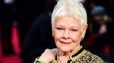 Dame Judy Dench said pay equality will never exist for actresses.