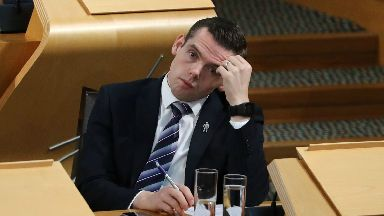 Douglas Ross: Ex-MSP was elected to the House of Commons in June.