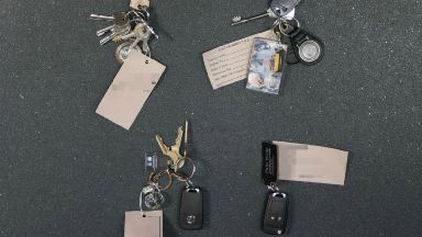 Car keys: More public transport until you pick these up.