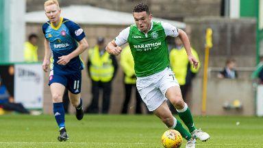 Bid: Forest made an offer for McGinn.