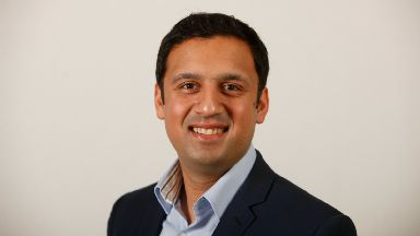 Allegations: Anas Sarwar says the comments were made during his leadership bid last year.