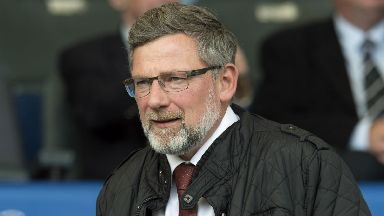 Craig Levein: 'We have more than 11 players though so we will put something together.'