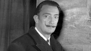 Salvador Dali was a Spanish artist.