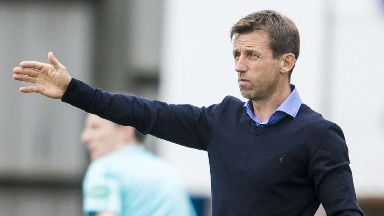 Neil McCann: The Dundee boss returns to one of his former clubs when his side visit Ibrox on Saturday.
