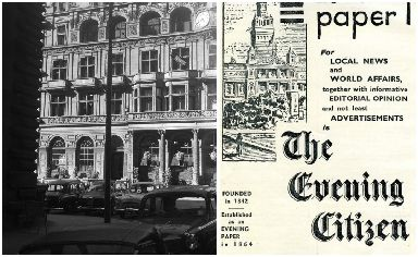 The Citizen: The people's paper ran for more than a century.