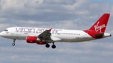 Virgin Atlantic has said the safety and comfort of its customers is its 'top priority'.