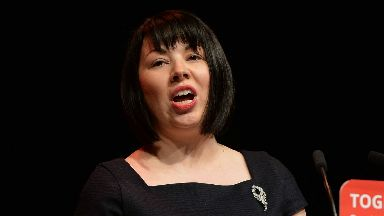 Monica Lennon: Nicola Sturgeon praised the MSP's courage to speak about the issue.