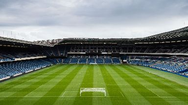 Transformed: The pitch dimensions at Murrayfield have been altered at Hearts request.