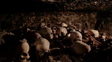 Skulls found in the New Kingdom tomb belonged to a royal goldsmith