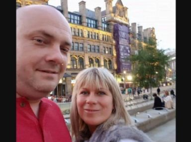 Marcin and Angelika Kliss from York
