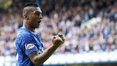 Target: Morelos aims to keep hitting the net.