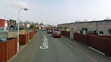 Greenlaw Crescent: Man found dead on Saturday.