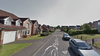 Strathcarron Road: Postman suffered serious injuries.