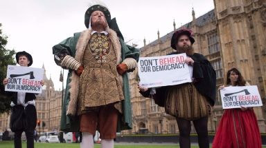 Opposition stems from the so-called 'Henry VIII powers' contained in the bill.