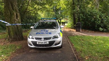 Police: Teenager found in Irvine park.