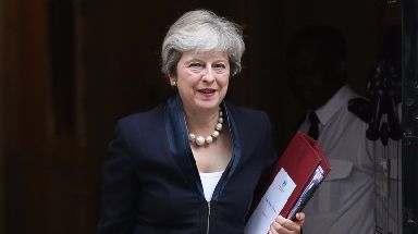 Theresa May is expected to deliver a Brexit speech on September 21.