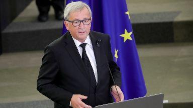 Jean-Claude Juncker has given his views.